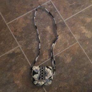 Vera Bradley Crossbody purse - Camellia pattern